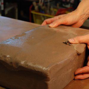 Camy Sculpture - Pain de terre