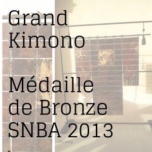 Camy sculpture, Médaille de bronze