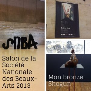 Camy sculpture- SNBA 2013
