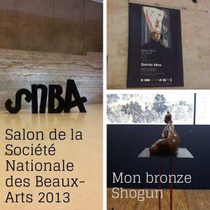 Camy sculpture- SNBA 2013