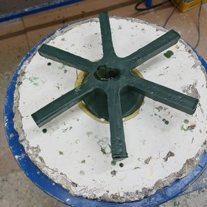 camy sculpture etoile de cire 1