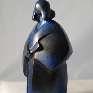 camy sculpture Sensu bronze