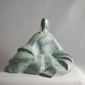 camy sculpture la decision bronze