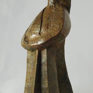 camy sculpture Maitre Wu et le cosmos