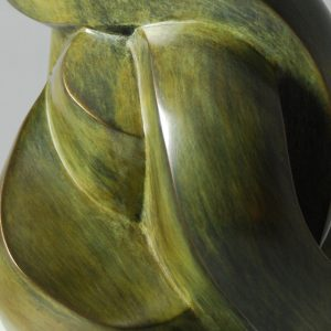 detail bronze