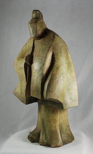 camy sculpture brise legere gres