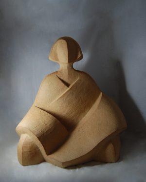 camy sculpture shamata gres