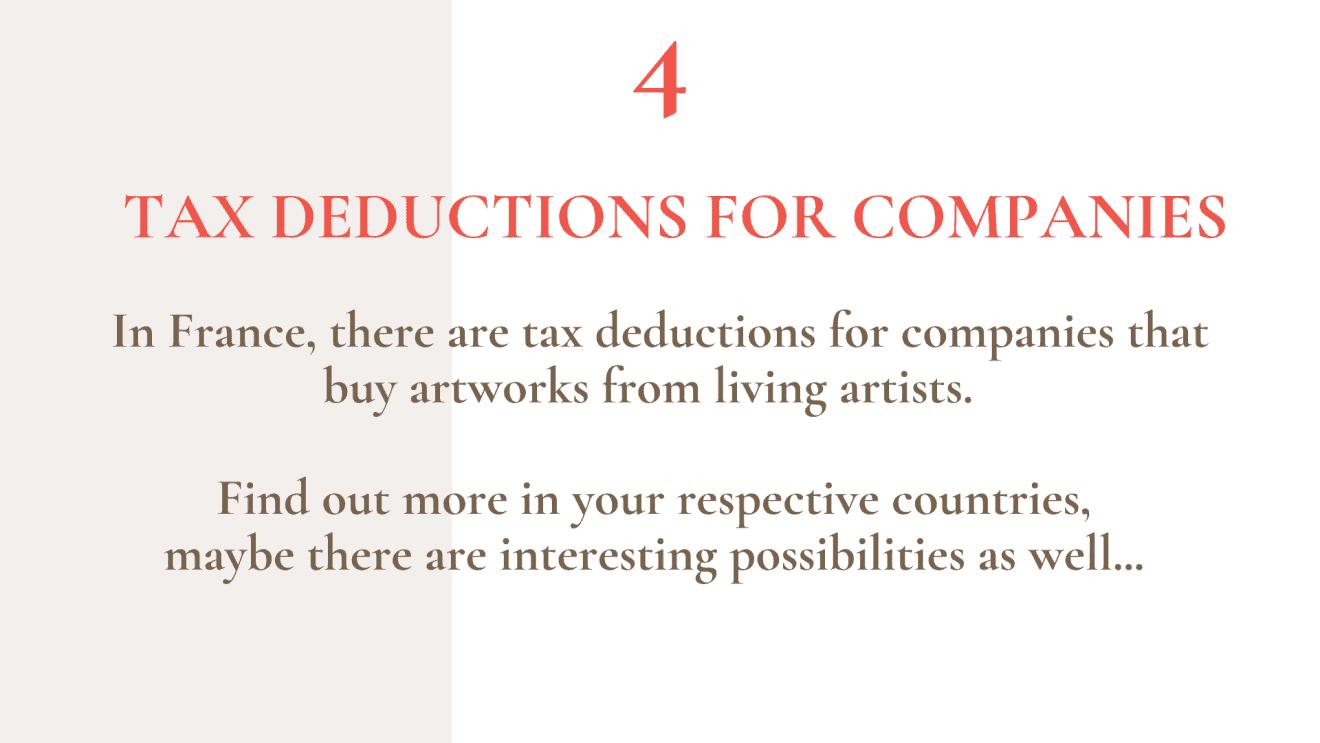 deduction fiscale En